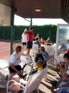 2. Kinder Tennis Camp