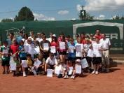 2. Kinder Tennis Camp