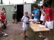 1. Kinder Tennis Camp