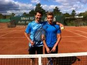 1. Vater/Sohn Tennisturnier