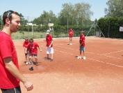 Tennisoffensive Frühjahr